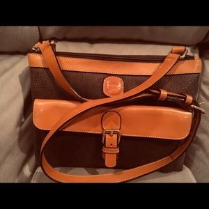 Handbags - Bric's London Brand Sling Bag, looks new
